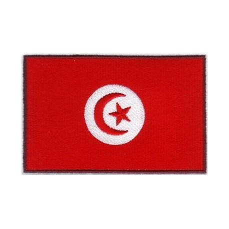 vlajka Tunis