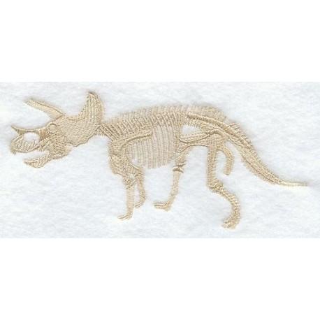 kostra Triceratops