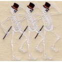 tančící kostry