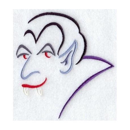 Drakula - obrys
