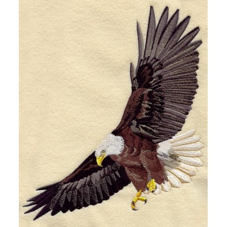 letící orel II