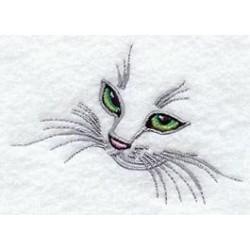 tvář kočky-obrys
