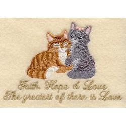 mazlící koťata